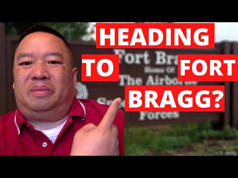 Are You Pcsing Or Moving To Fort Bragg, North Carolina?