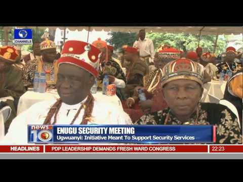 News@10: Paul Biya Visits Nigeria 02/05/16 Pt.2