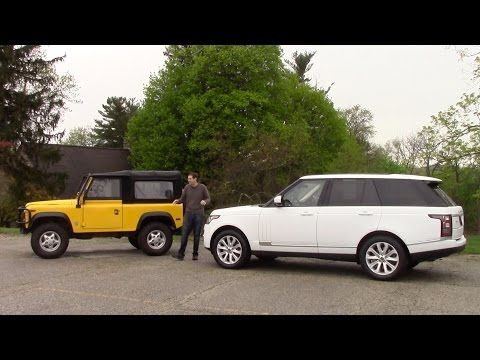Thumbnail: Which Land Rover For $70,000? Defender vs Range Rover