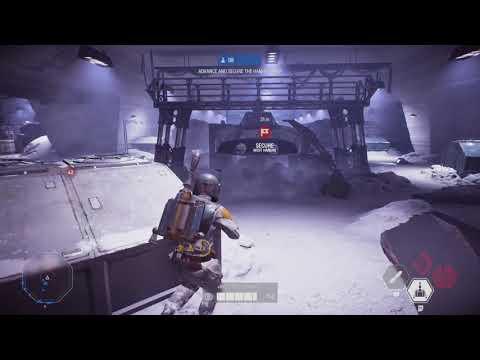 Star Wars Battlefront 2: Boba Fett killstreak on Arab servers (500 ping)