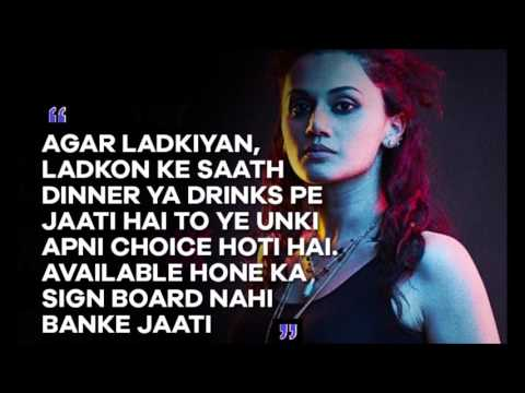 Hard hitting dialogues from the...