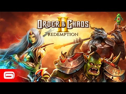 Order & Chaos 2: Redemption (iOS/Android) Gameplay HD