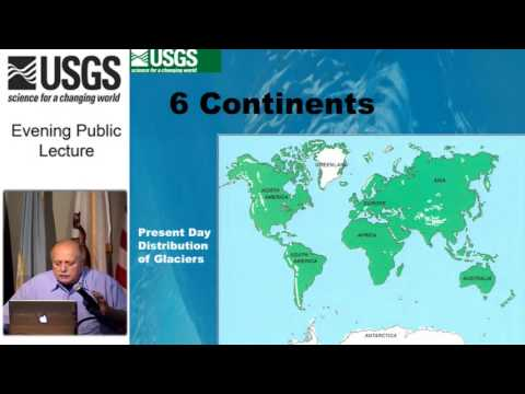 USGS Public Lecture: Warm Ice—Dynamics of Rapidly Changing Glaciers