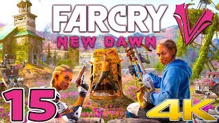 Far Cry New Dawn (15) - KONIEC GRY! | Vertez | PC 4K 60FPS