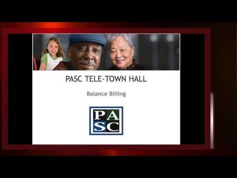 PASC Tele Town Hall 9 14 16