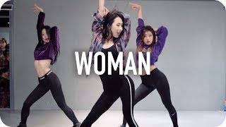 Woman - Kesha ft. The Dap-Kings Horns / Mina Myoung Choreography