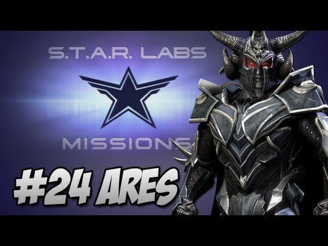 Star Labs #24 Ares - Injustice: Gods Among Us