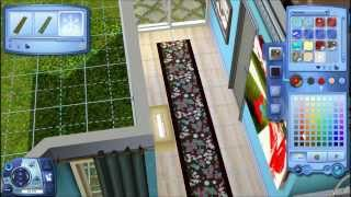 "The Sims 3: ""Myrtle Bungalow"" Home Makeover"