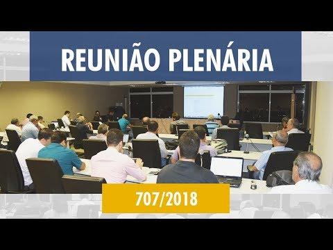707ª Reunião Plenária - Crea-AL