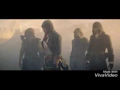 Assassins creed music video (champion sound)