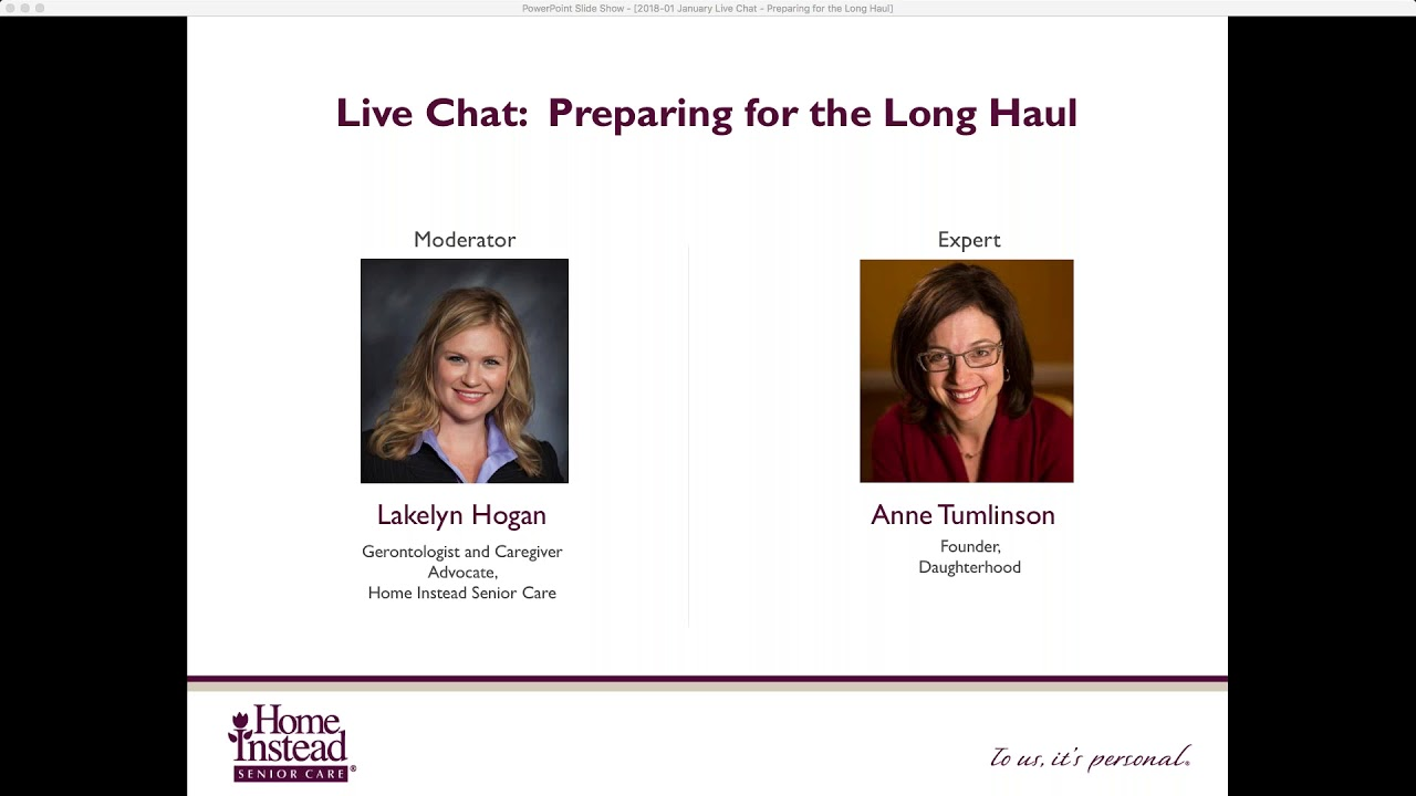 Advocating Over Long Haul Handling >> 2018 01 Preparing For The Long Haul Youtube