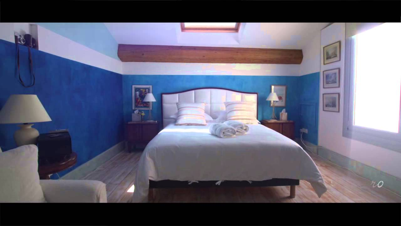 b b guest house chambre d 39 h tes la casa occitane marseillan youtube. Black Bedroom Furniture Sets. Home Design Ideas
