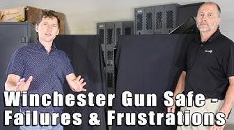 Winchester Gun Safe Fail - TWS: Ep. 11