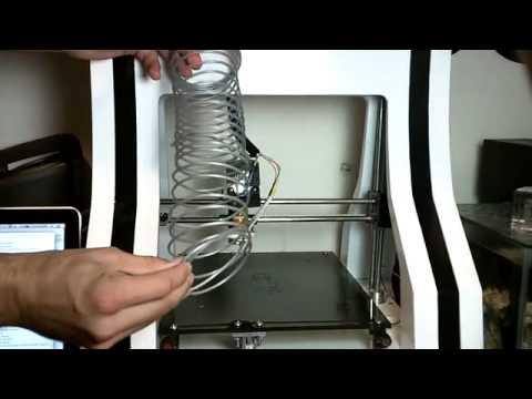 votre propre imprimante 3d pour pas cher gr ce kickstarter youtube. Black Bedroom Furniture Sets. Home Design Ideas