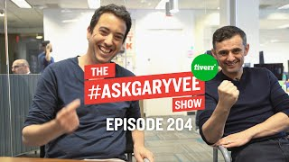 Fiverr \u0026 How to Become a Successful Freelancer | #AskGaryVee Episode 204
