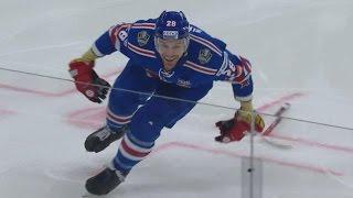 Andrei Zubarev's one crazy shift