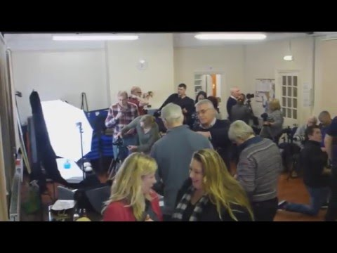 Baddow Camera Club Product Photography Training