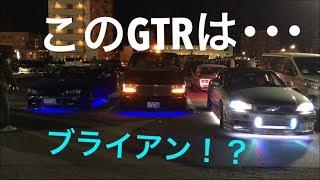 福井#4 ワイルドスピード ブライアンの愛車!?GTR R34がかっこよすぎた!