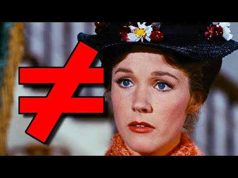 Mary Poppins - What's The Difference?