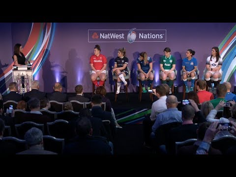2018 Women's Six Nations Press Conference | Women's Six Nations