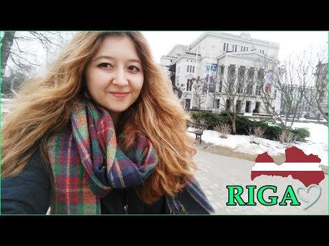 TÜRKİYE'YE KATİYEN DÖNEMİYORUM | Riga Vlog