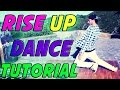 Most Epic Dance Move : The Rise up Tutorial in 3 Steps (Hip-Hop)