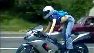 Девушки на мотоциклах Красивые девушки на красивых мотоциклах