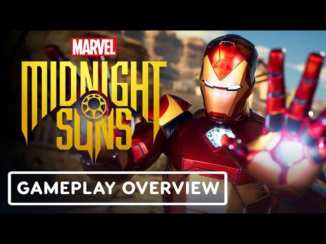 Marvel's Midnight Suns - Official Extended Gameplay Walkthrough Trailer