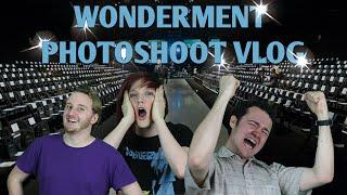 Wonderment Photo Shoot Vlog