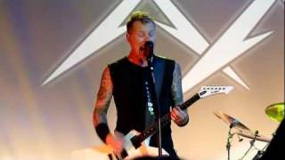 Metallica - Hell And Back [NEW SONG] (Live In San Francisco, December 9th, 2011)