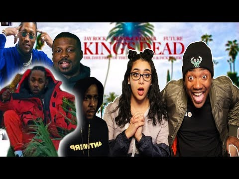 Jay Rock, Kendrick Lamar, Future, James Blake – Kings Dead | FIRST REACTION VIDEO 👍 MUSIC VIDEO 🔥