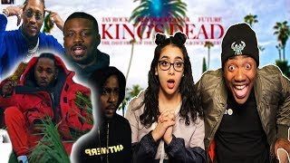 Jay Rock, Kendrick Lamar, Future, James Blake - Kings Dead | FIRST REACTION VIDEO 👍 MUSIC VIDEO 🔥