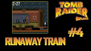 [Game Boy Color] Tomb Raider: Curse of the Sword - Runaway Train | Level 4