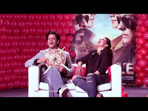 Funny Interview SRKAJOL about themselves -Malayalam Program-