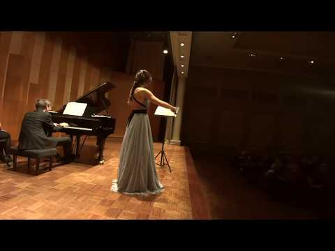 K. Szymanowski - Violin Sonata Op. 9, I/3 - Maya Levy / Matthieu Idmtal