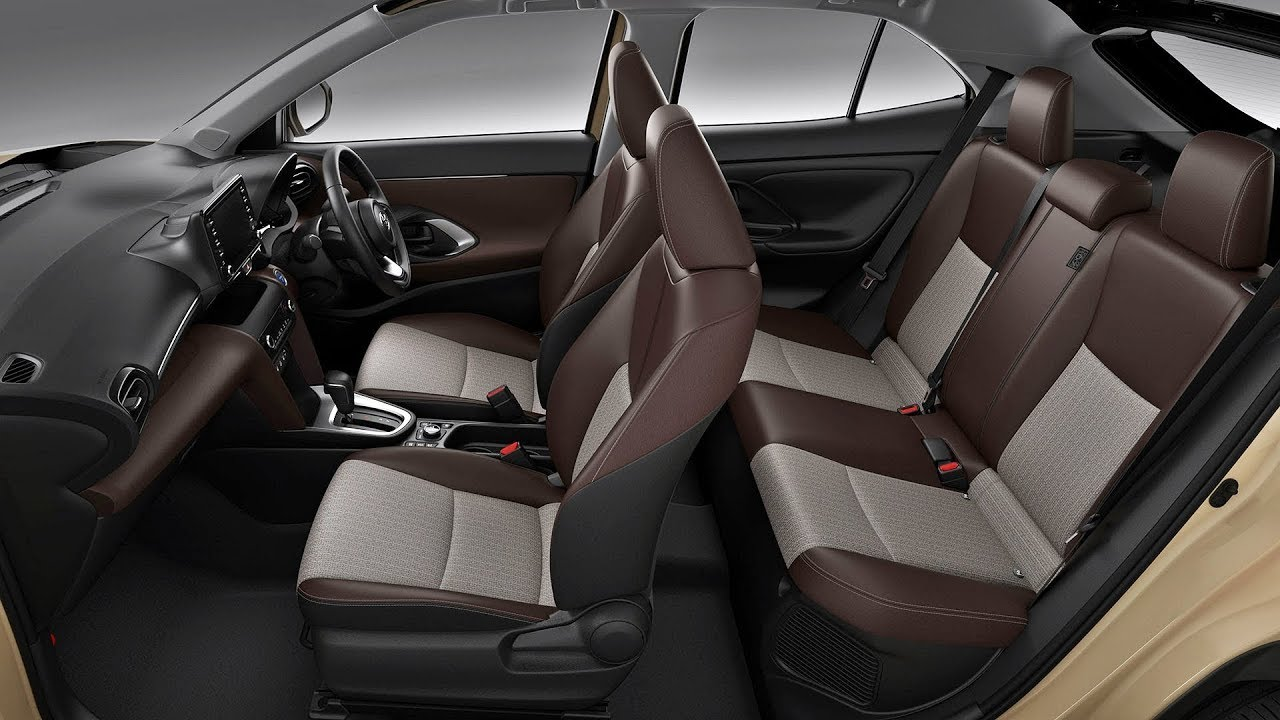 2021 Toyota Yaris Cross Interior And Exterior Details Youtube