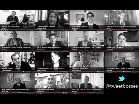 Twitter : les meilleurs conseils des PDG