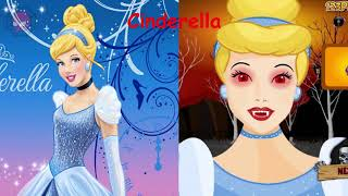 Disney Princesses Halloween Costumes    WTF Funny Facts In Real Life