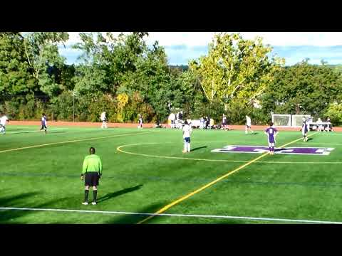 Masters Varsity Soccer vs The Harvey School, 10/24/18