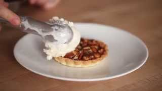 Salty Caramel & Rosemary Bar Nuts Tarts - Freestylin' the #jenisbook Thumbnail