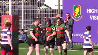 Highland vs Howe of Fife  | Highlights | Tennent's National League Division 2 | 13 April 2019