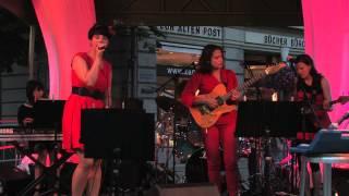 frauenstimmen Orchestra live im frauenstimmen Festival Brig Juli 2012