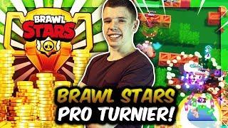 BRAWL STARS PRO TURNIER! | 135€ FÜR DIE BESTEN DEUTSCHEN SPIELER! | Brawl Stars Deutsch