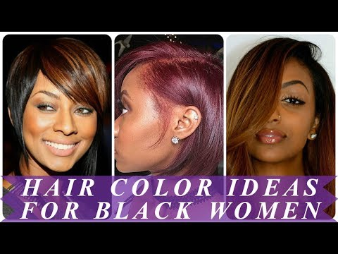 20 top hair color ideas for black women 2018
