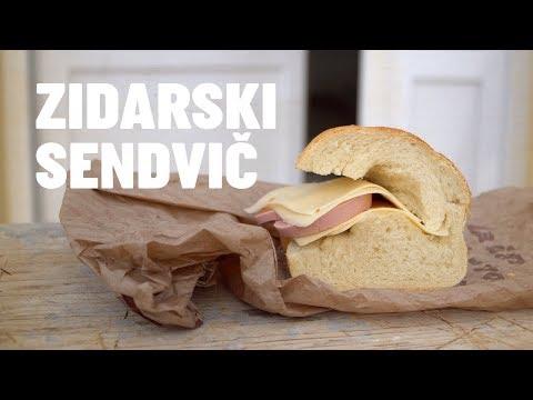 Zidarski sendvič