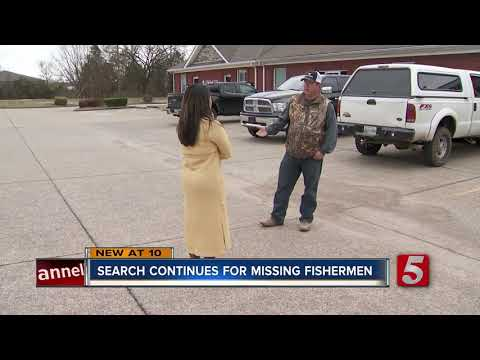 Search For Missing Boaters Continues In Hardin County, TWRA Now Focusing On River