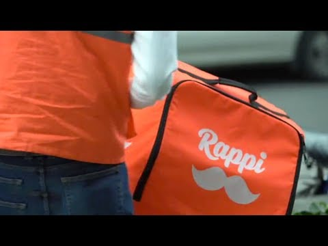 On demand delivery startup Rappi valued at over $1 billion