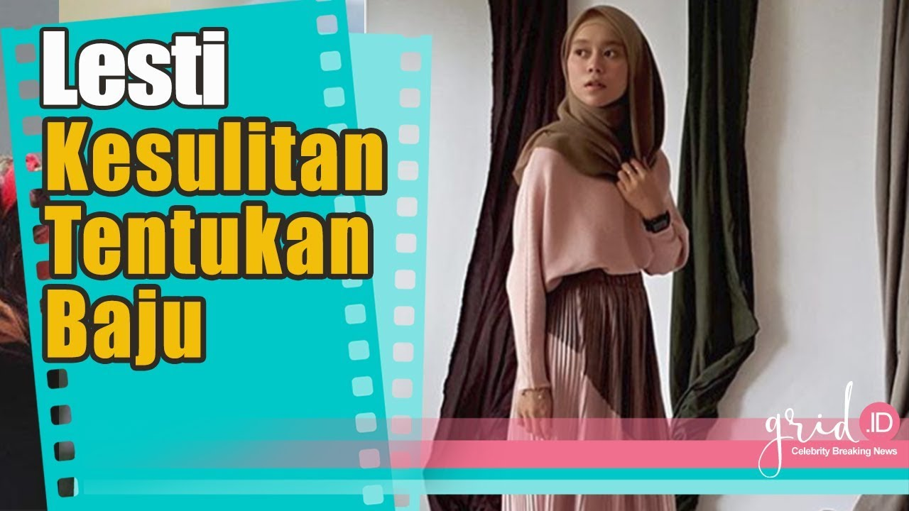 Tutorial Hijab Lesti Leiner Fashion