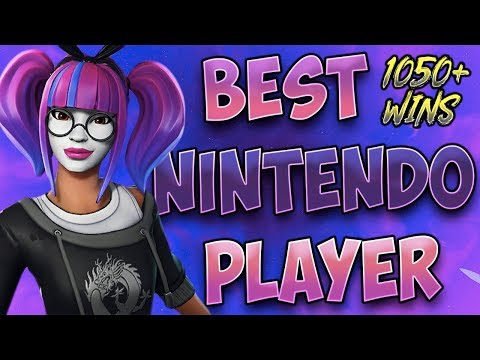 Fortnite Best Nintendo Switch Player 1060+ Wins! (Solos/ Duos With Members!) thumbnail