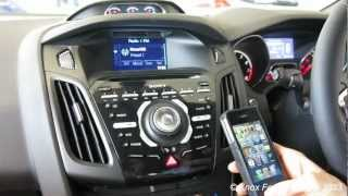 Knox Ford - How to Connect Bluetooth Phone With  Ford Focus SYNC® connectivity system.mp4